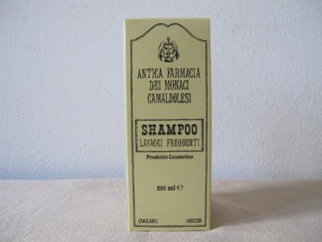 SHAMPOO LAVAGGI FREQUENTI ALLA MALVA-200 ML