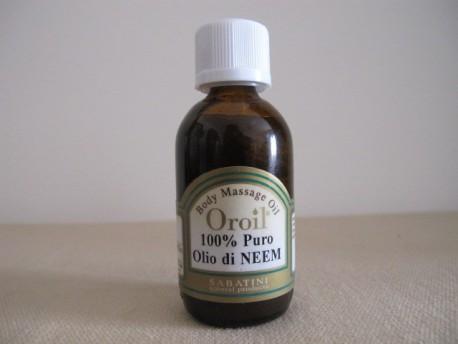 OLIO DI NEEM PURO-50 ML