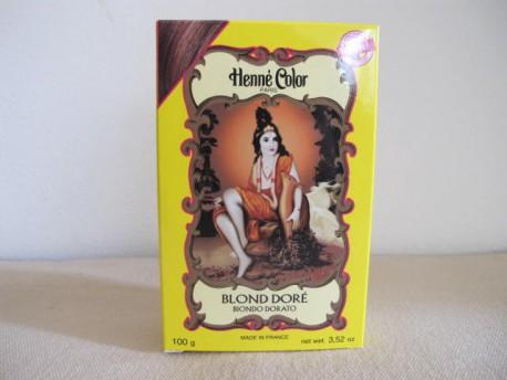 HENNE' COLORE BIONDO NATURALE-100 GR