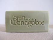 SAPONE FRANCESE ALL'ARGILLA VERDE DEL MONASTERO DI GANAGOBIE-150 GR