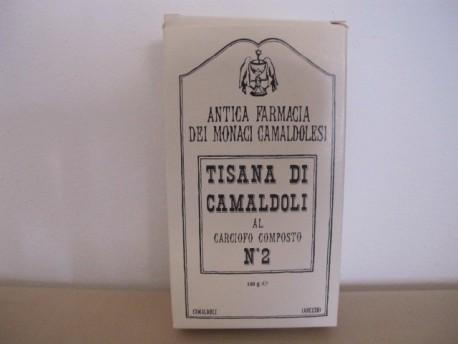 TISANA DEL MONASTERO DI CAMALDOLI DEPURATIVA AL CARCIOFO-100 GR