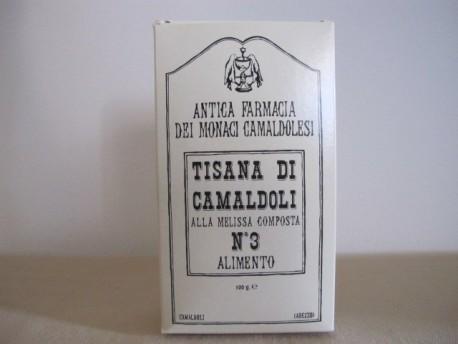 TISANA DEL MONASTERO DI CAMALDOLI RILASSANTE ALLA MELISSA-100 GR